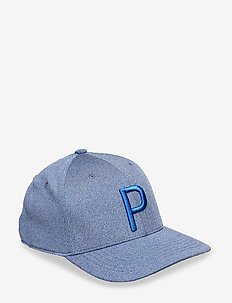 P 110 Snapback Cap - PEACOAT-DAZZLING BLUE