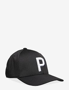 P 110 Cap - caps - puma black