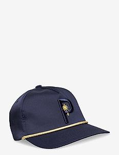 Puma x PTC Rope Snapback Cap - caps - navy blazer