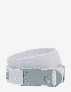 W's Ultralite Stretch Belt - BRIGHT WHITE