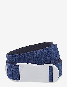 W's Ultralite Stretch Belt - PEACOAT