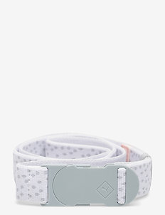 W's Ultralite Stretch Belt - akcesoria - bright white