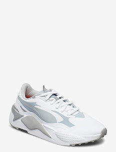 RS-G - golfschuhe - puma white-quiet shade-quarry