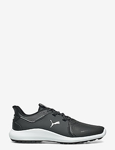 IGNITE FASTEN8 Pro - golf shoes - puma black-puma silver-puma black