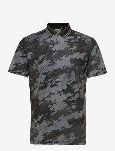 X Camouflage Polo - polos - puma black