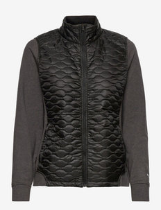W Cloudspun WRMLBL Jacket - kurtki golfowe - puma black