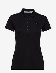 W Pounce Polo - PUMA BLACK