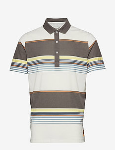 Pipeline Polo - CHOCOLATE BROWN