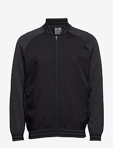 Bomber Jacket - vestes de golf - medium gray heather