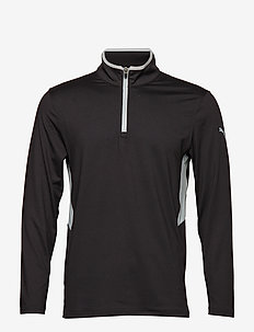 Rotation 1/4 Zip - PUMA BLACK