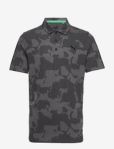 Union Camo Polo - IRON GATE