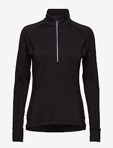 W Rotation 1/4 Zip - puma black