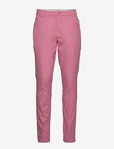 Jackpot 5 Pocket Pant - golf-housut - rapture rose
