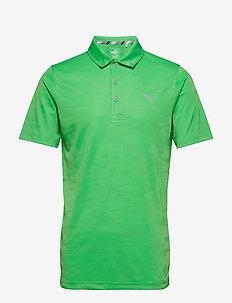 Alterknit Radius Polo - IRISH GREEN
