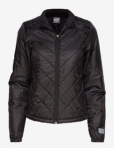 Quilted Primaloft Jacket - golf jackets - puma black
