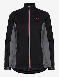 W Ultradry Jacket - golf jackets - puma black