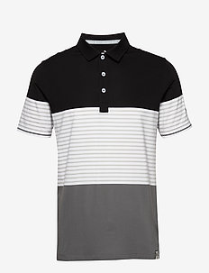 Taylor Polo - koszulki polo - puma black