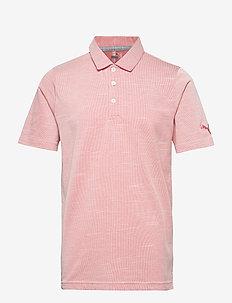 Verticals Polo - koszulki polo - rapture rose