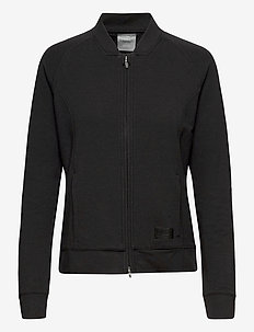 W Bomber Jacket - golf jackets - puma black
