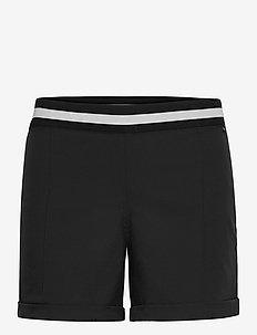 W Elastic Short - golfshorts - puma black