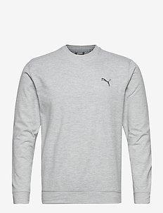 Cloudspun Crewneck - basic sweatshirts - high rise heather