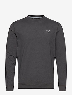 Cloudspun Crewneck - basic-sweatshirts - puma black heather