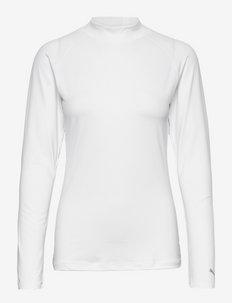 W Baselayer - bluzki termoaktywne - bright white