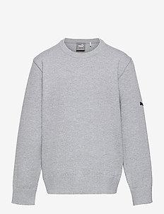Boys Crewneck Sweater - yläosat - quarry heather