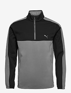 Riverwalk Wind Jacket - golf jassen - puma black-quiet shade