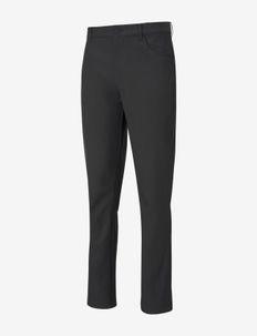 Jackpot 5 Pocket Pant - golf pants - puma black