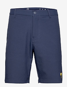 Puma x PTC Money Bags Short - golf shorts - navy blazer