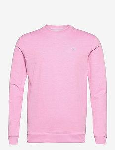 AP Cloudspun Crewneck - tops - pale pink heather