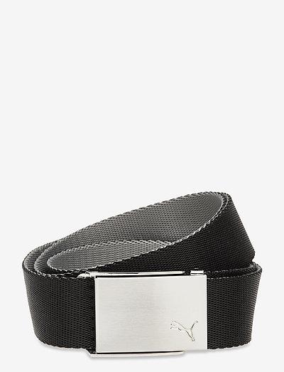 Reversible Web Belt - sportbälten - puma black