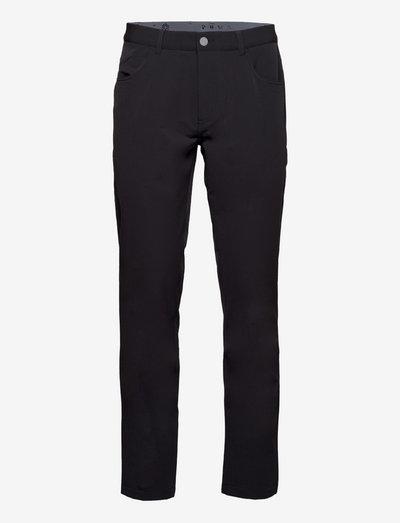 Jackpot Utility Pant - golf pants - puma black