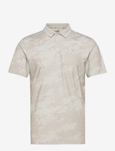X Camouflage Polo - pikeer - high rise