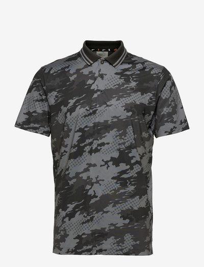 X Camouflage Polo - pikeer - puma black