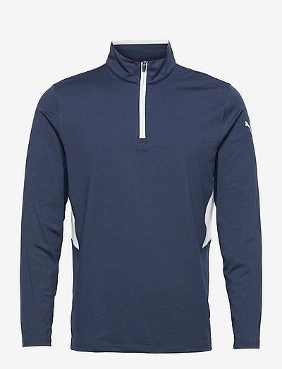 Rotation 1/4 Zip - golfjackor - navy blazer