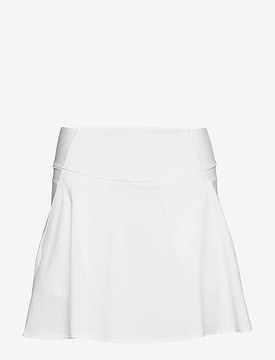 PWRSHAPE Solid Woven Skirt - træningsnederdele - bright white