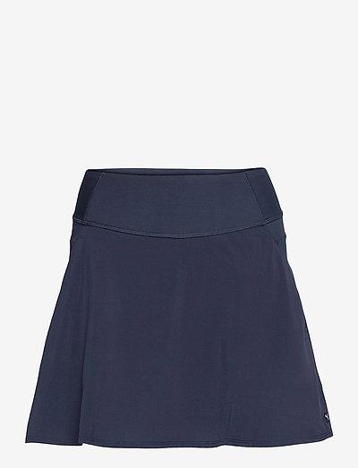 PWRSHAPE Solid Woven Skirt - træningsnederdele - navy blazer