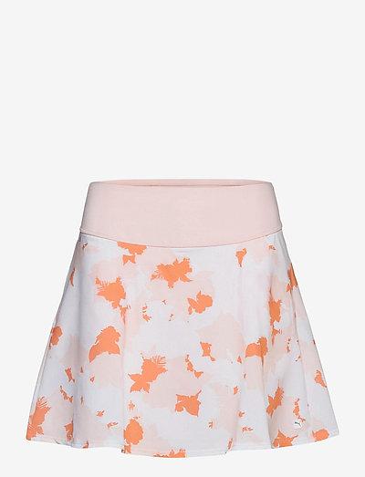 PWRSHAPE Floral Skirt - rokjes - rosewater