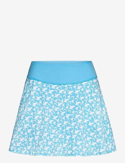 PWRSHAPE Flight Skirt - rokjes - ethereal blue