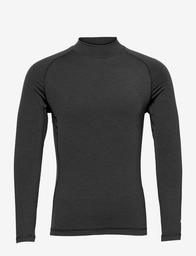 Baselayer - base layer tops - puma black