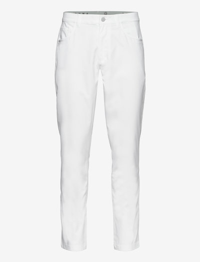 Jackpot 5 Pocket Pant - golfbyxor - bright white