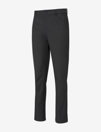Jackpot 5 Pocket Pant - golfbyxor - puma black