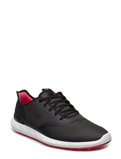 Ignite Statement Low Wp Shoes Sport Shoes Training Shoes- Golf/tennis/fitness Schwarz PUMA GOLF
