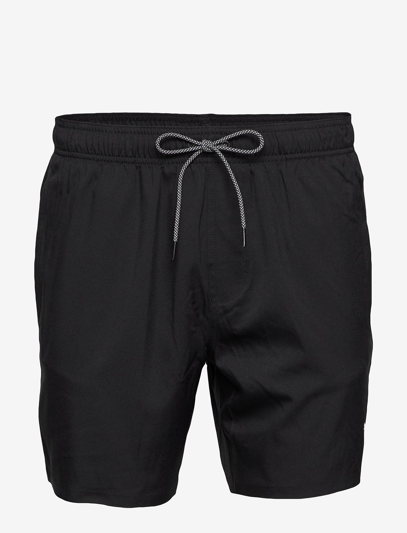 Puma Swim - PUMA SWIM MEN MEDIUM LENGTH SWIM SH - shorts - black - 0