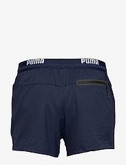 Puma Swim - PUMA SWIM MEN LOGO SHORT LENGTH SWI - shorts - navy - 1