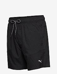 Puma Swim - PUMA SWIM MEN MEDIUM LENGTH SWIM SH - shorts - black - 2