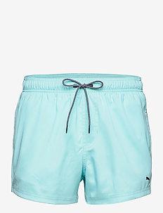 PUMA SWIM MEN SHORT LENGTH SWIM SHO - shorts - angel blue