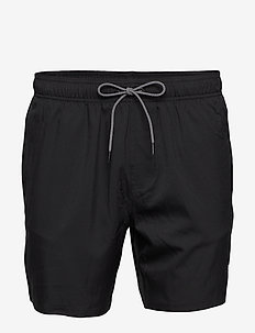 PUMA SWIM MEN MEDIUM LENGTH SWIM SH - shorts - black